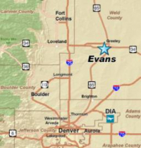 City of Evans Colorado